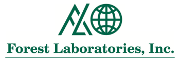 Logo de Forest Laboratories